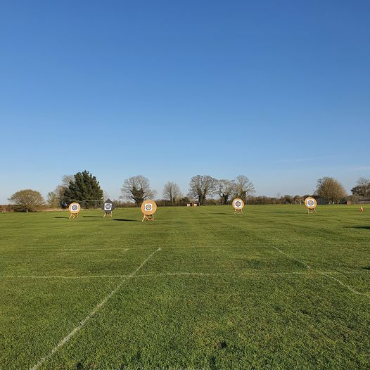 Wicken Archery Field 29/03/21